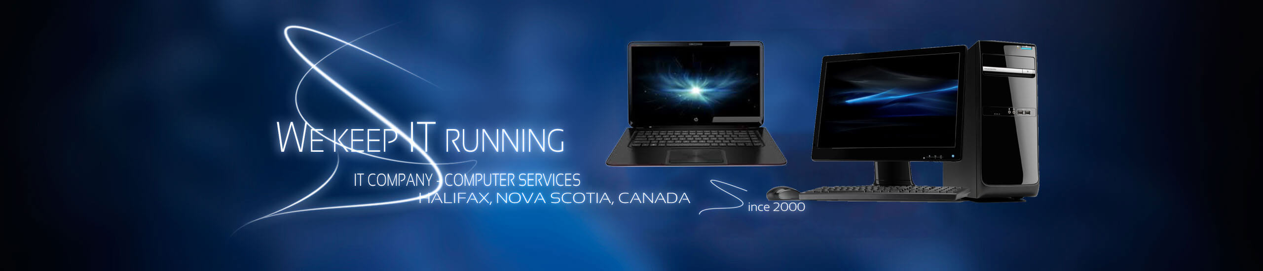Computer Services Halifax, Akas Virtual IT Company